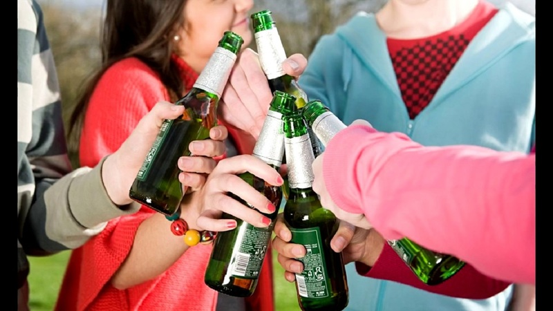 Алкоголизм