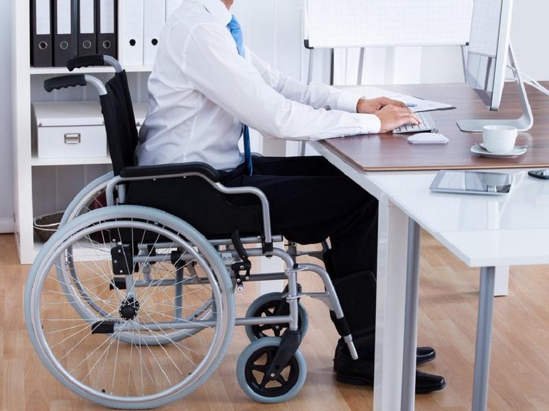 Рабочее место инвалида