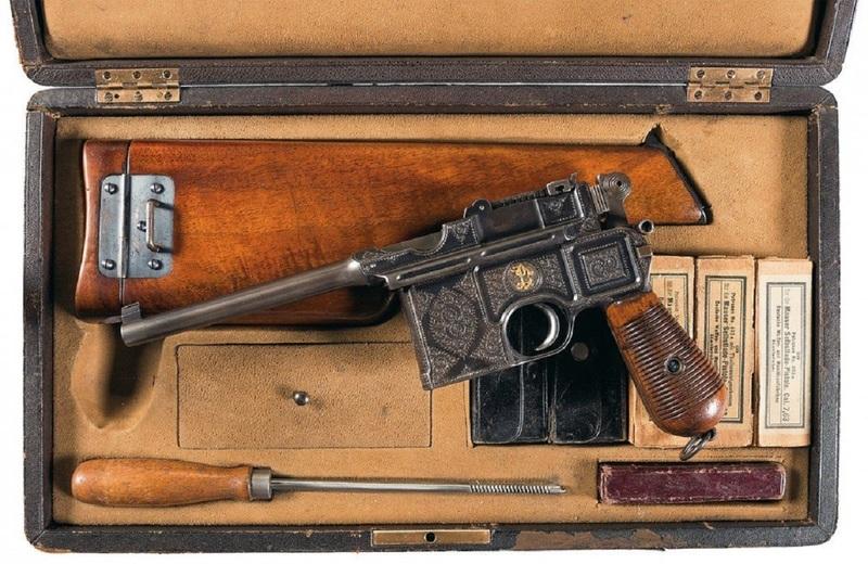 Подписаны изменения к закону «Об оружии»