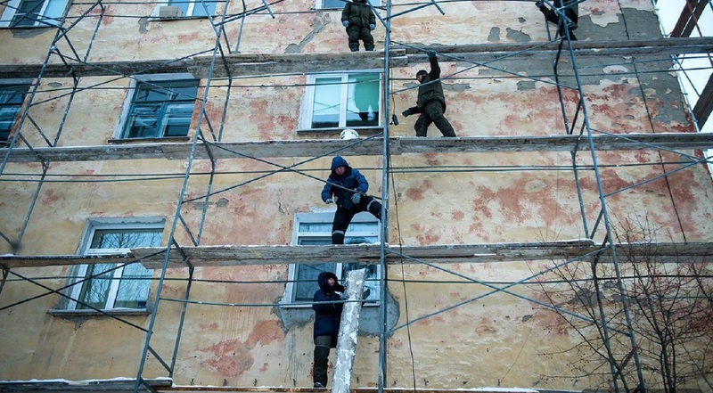 Многоэтажка реконструкция жильцы