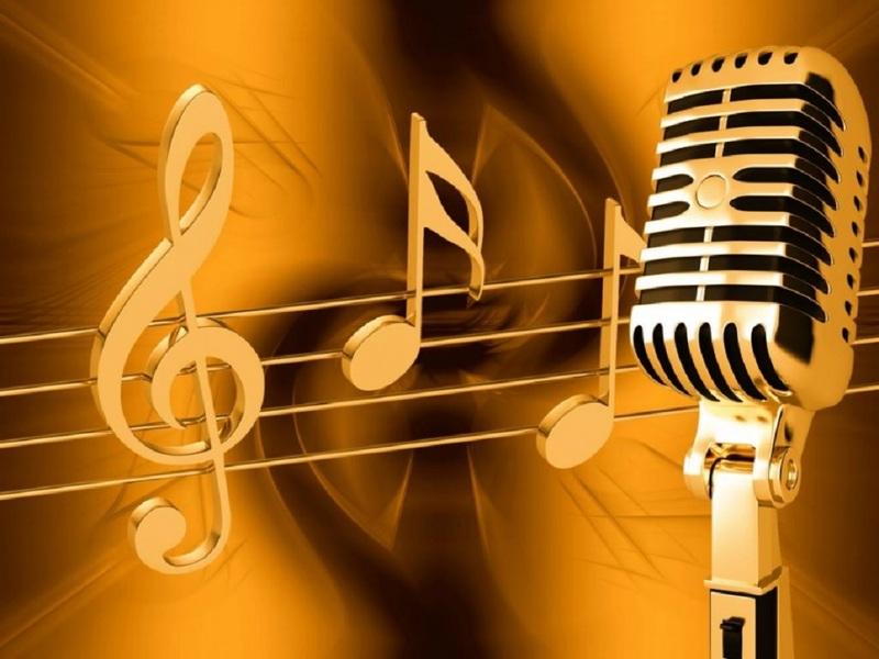 Микрофон музыка