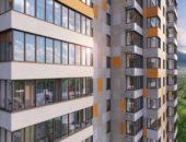 Многоэтажка окна
