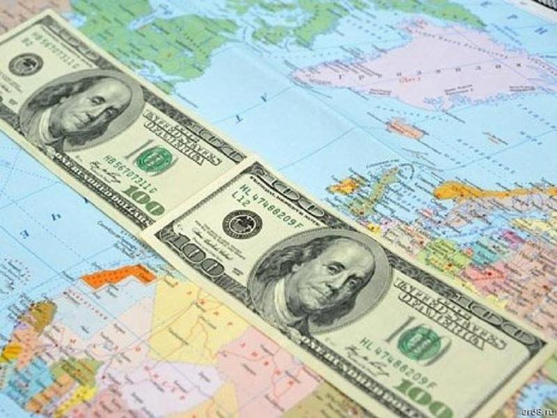 Деньги за границу