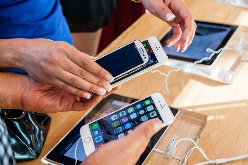 Покупка телефона