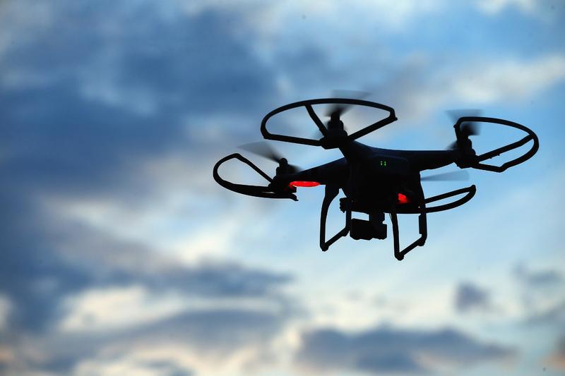 Полиция сможет регулировать полёты беспилотных летательных аппаратов