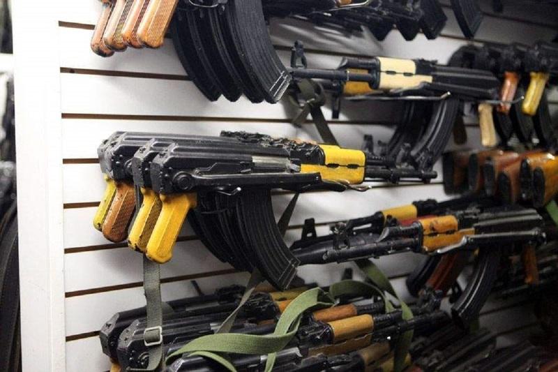 Склад оружия
