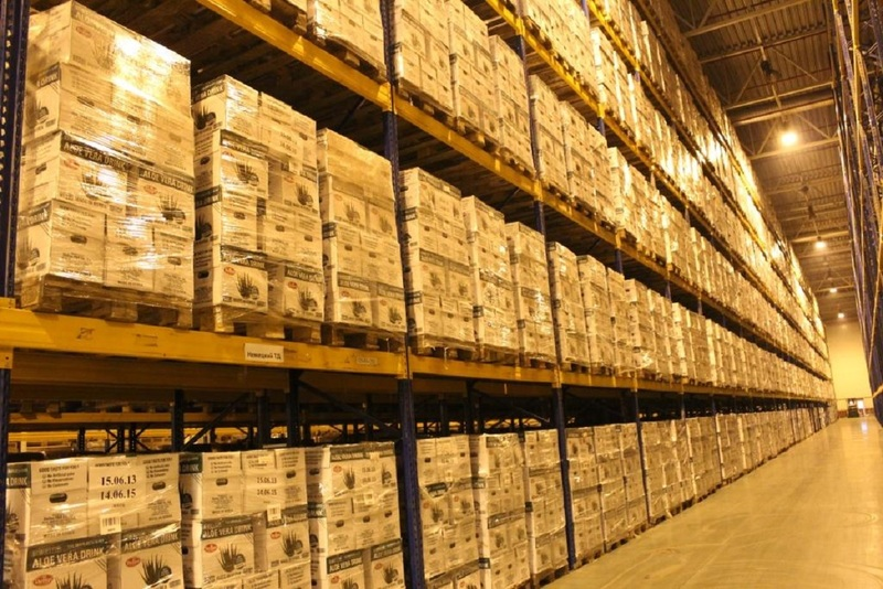 Товар на складе