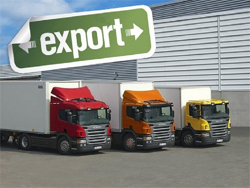 На экспорт