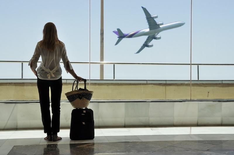 Полет за границу