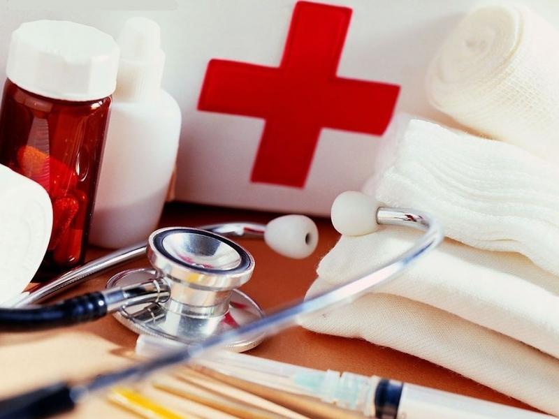 Оказание первой медицинской помощи на предприятиях