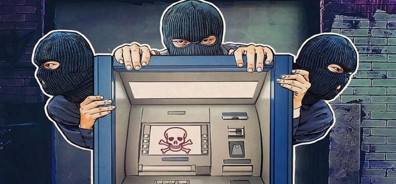 Грабеж клиентов банка