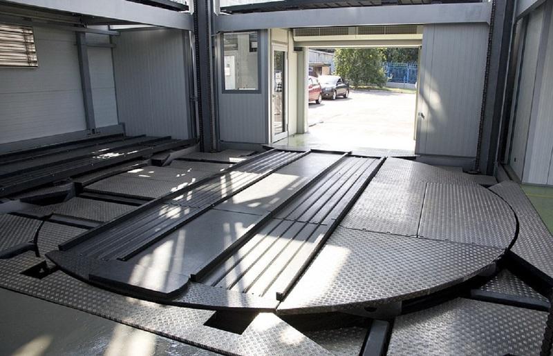 Автоматизированный паркинг