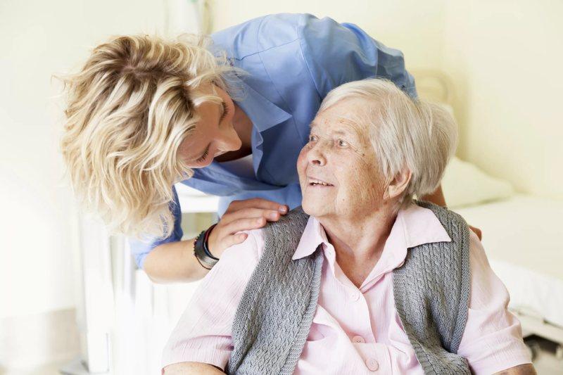 Уход за престарелыми