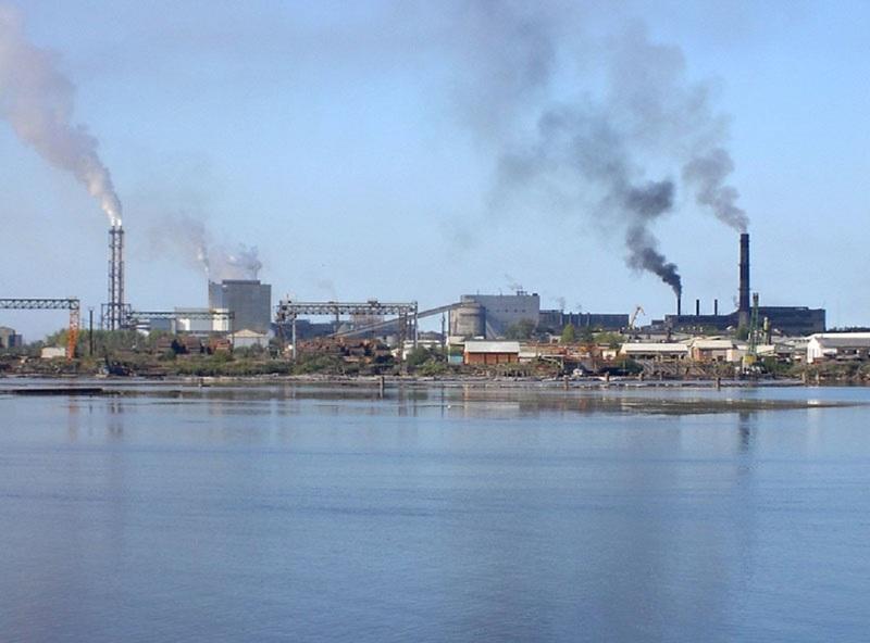 Незаконное строительство завода у берегов Байкала
