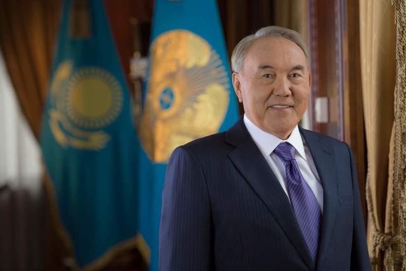 Добровольная отставка президента республики Казахстан Н.Назарбаева