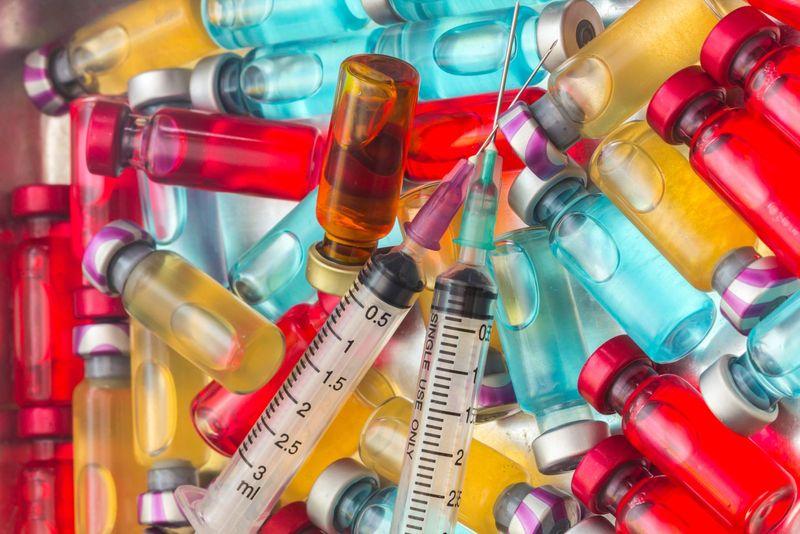 Закупка вакцины