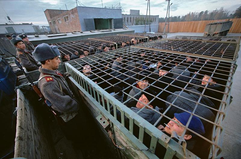 Перевозка заключенных