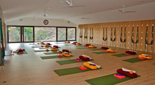 Студия йоги