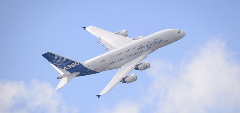 Самолеты демонстрация