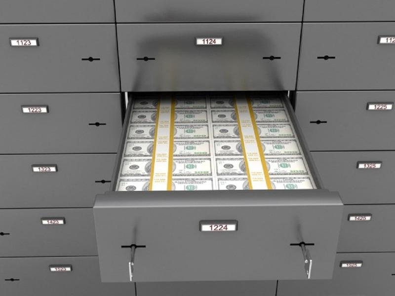 Снятие денег