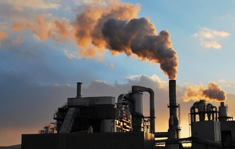 Предприятие выбросы
