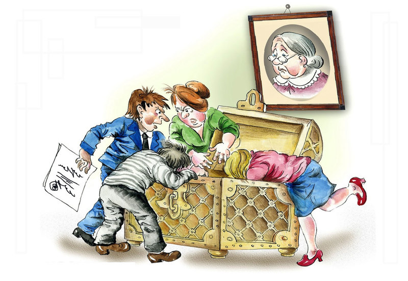 Нотариально заверенная совместная воля супругов избавит от проблем с наследниками