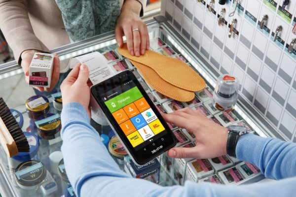 Применение онлайн-касс магазинами