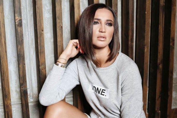 Певица Ольга Бузова