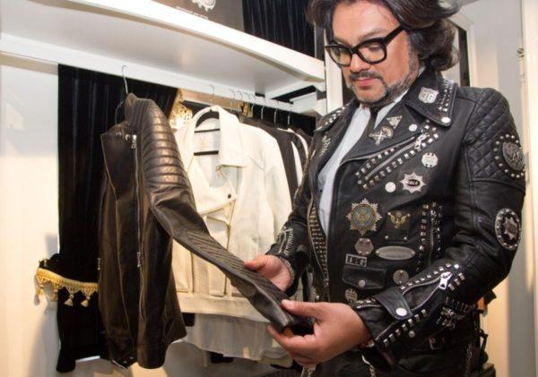 Филипп Киркоров в своём бутике