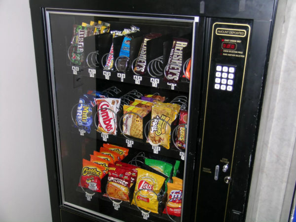 Автомат с закусками