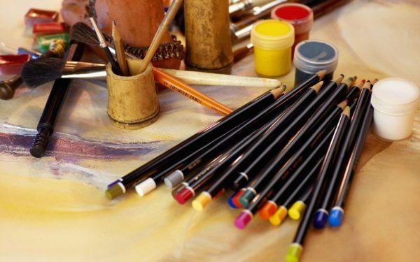 Канцелярия для художников
