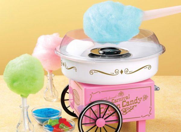 Аппарат для приготовления сладой ваты