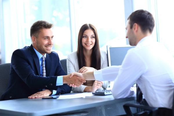Партнёры по бизнесу