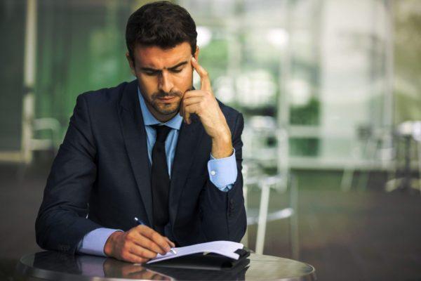 Бизнесмен планирует